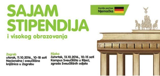 Hrvatski kutak na Sajmu stipendija
