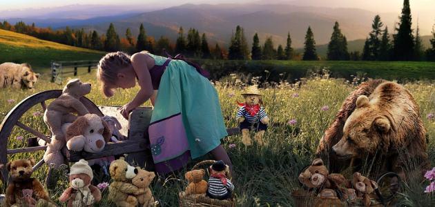 Kako pripitomiti medvjeda: Iskustvo jedne ruske obitelji