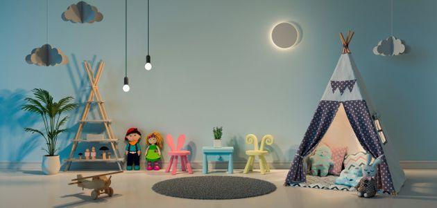 Najbolje ideje za uređivanje dječje sobe