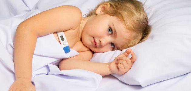 Povišena temperatura kod djece