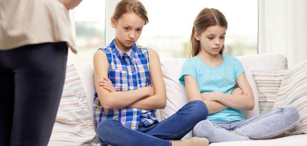 Kako riješiti dječje svađe