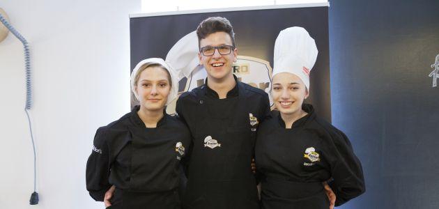Projekt edukacije mladih kuhara