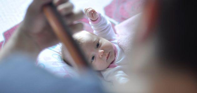 Dijete u bolnici
