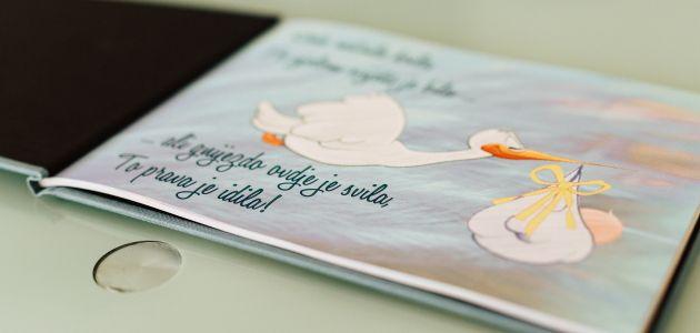 Perive unikatne personalizirane knjige za djecu