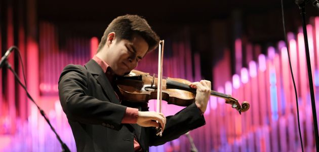 Mladi violinist Luka Ljubas ovogodišnji laureat