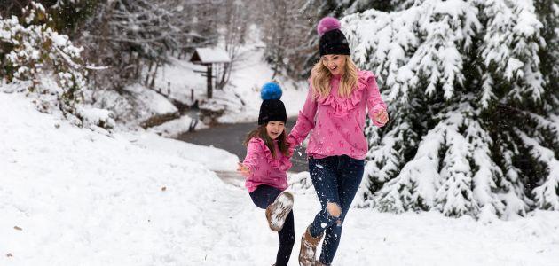 Mother & daughter match zimska kolekcija za mamu i kćer