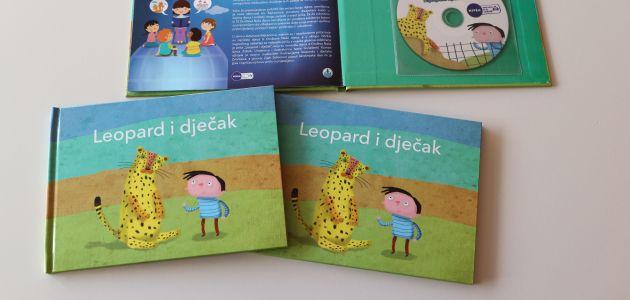 Likovi iz priče Leopard i dječak oživjeli u Bajkaonici