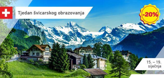 Švicarski tjedan u organizaciji IntegralEdu agencije