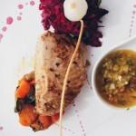 hrana riba salata mrkvica