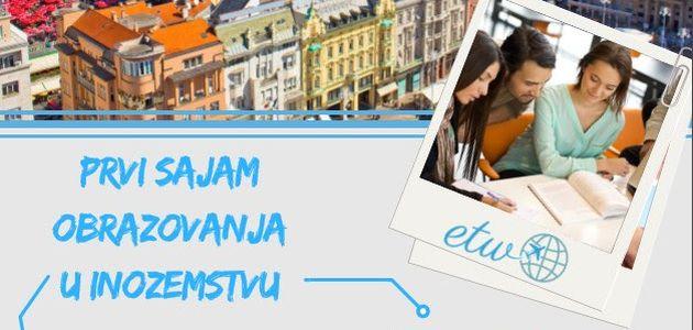 Prvi sajam obrazovanja u inozemstvu