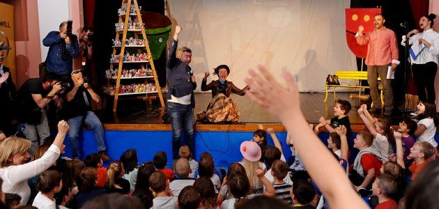 U Puli svečano otvoren 11. Festival dječje knjige Monte Librić
