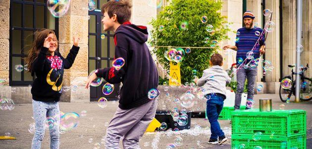 Važnost kretanja kod djece