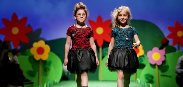 Casting za klince kao uvod u Kids Fashion Weekend Showroom