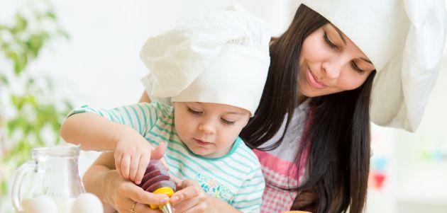 Djeca kuhaju sa svojim osjetilima