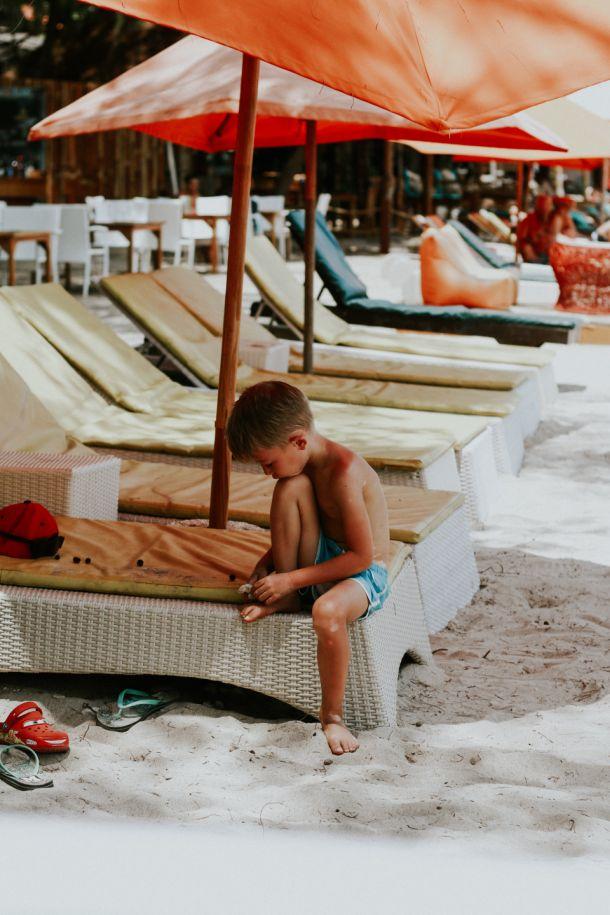 djeca sunce plaža dječak more djeca dijete
