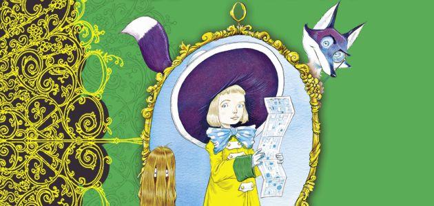 Knjiga za djecu Ottolina i Purpurni lisac djelo je književnog genija