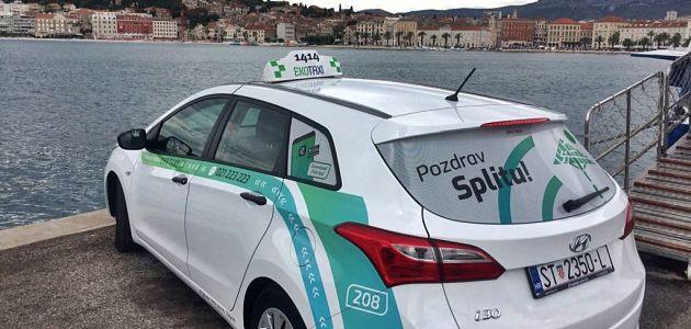 Eko taxi osigurava besplatan i siguran prijevoz za novorođenčad