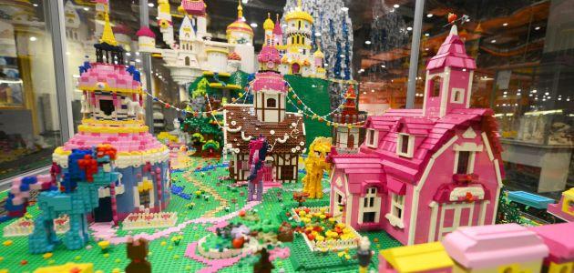 Izložba maketa od Lego kocaka u Zagrebu apsolutno bez presedana