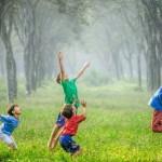 djeca u prirodi