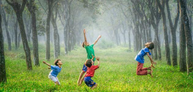 Za djecu fizička aktivnost znači kretanje
