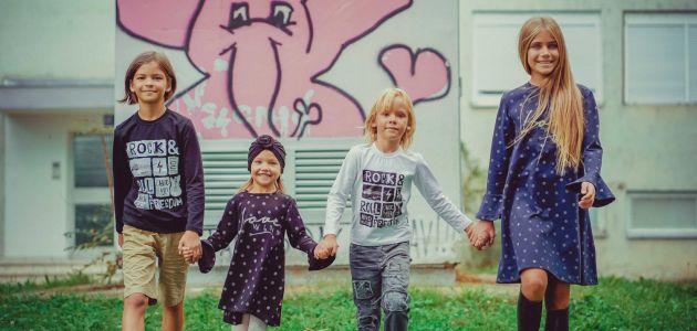 Najnoviji dječji na Kids Fashion Weekend Showroom