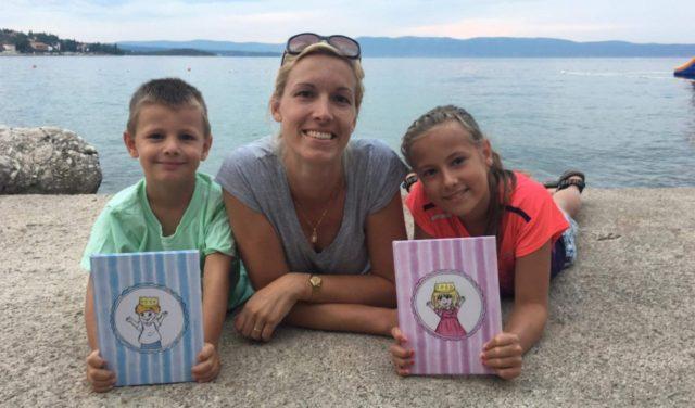 Priča koja nas je oduševila: Dankinja koja je prigrlila Hrvatsku i osmislila personalizirane slikovnice za djecu