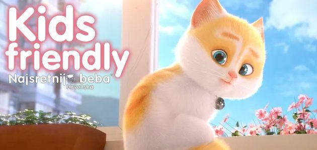 Tajni život mačaka crtić za cijelu obitelj