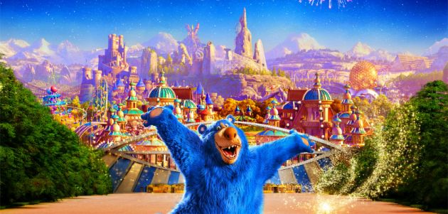 Animirani film Čudesni park oduševiti će cijelu obitelj