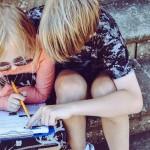 djeca ucenje ljevorukost