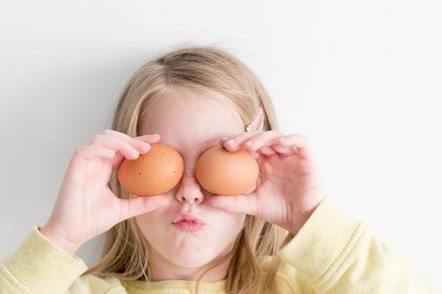 jaje dijete hrana