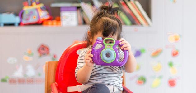 vrtic igranje dijete