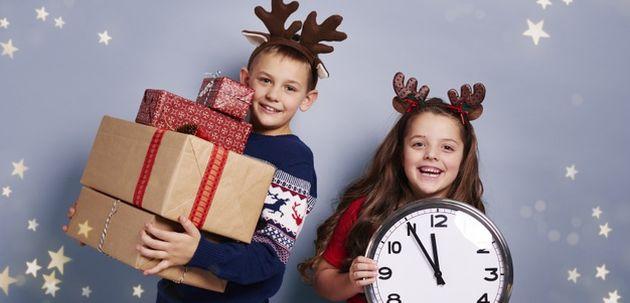 nova godina i djeca