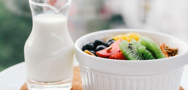 Kanada izbacuje mlijeko iz piramide prehrane
