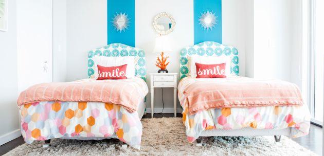 kreveti djecja soba za blizance