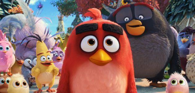 Angry birds u kampanji sprječavanja klimatskih promjena
