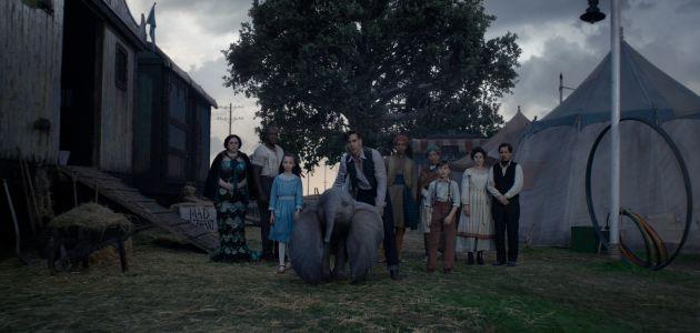 Dumbo dugoočekivani film o najpoznatijem sloniću