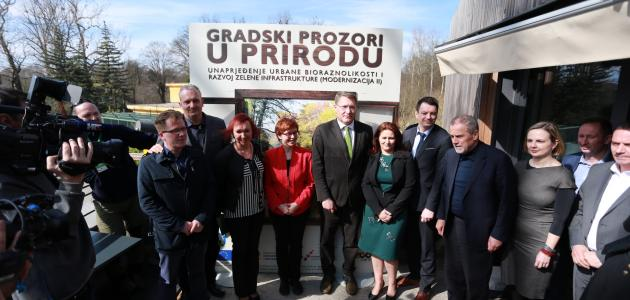 Zagreb dobiva prozore u prirodu