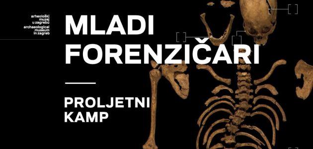 Proljetni kamp – Mladi forenzičari