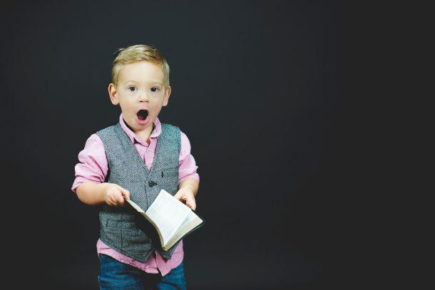 dijete knjiga čitanje