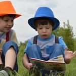 djeca knjige slova