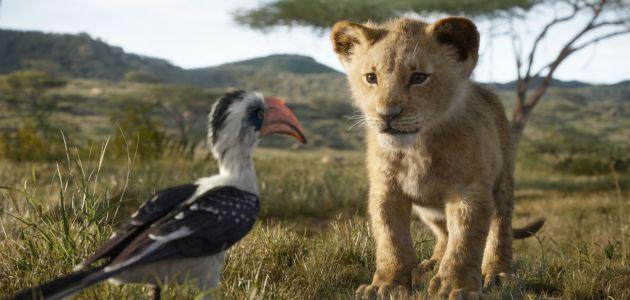 Kralj lavova još jedan dječji filmski spektakl