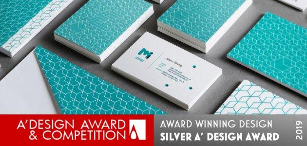 Muzeju Iluzija dizajnerska nagrada za vizualni identitet