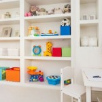 52250505 - room for a child with a closet full of toys