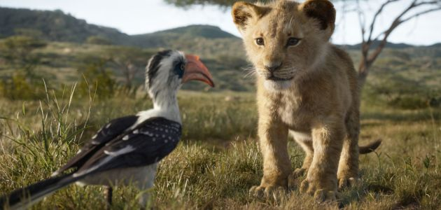 Kralj lavova ovoljetna filmska avantura