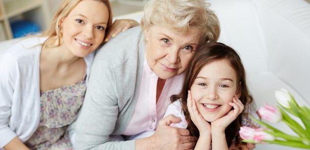 djed i baka u odgoju djeteta djece