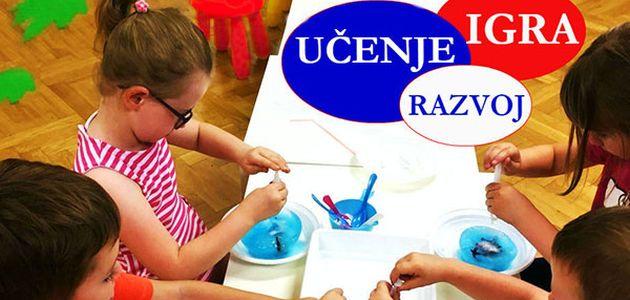 Dječji kamp za kraj ljeta i upisi na radionice za djecu