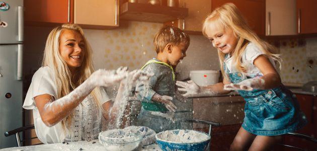 Roditelji i djeca su najbolji tim u kuhinji!