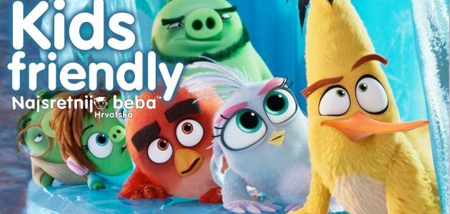 "Animirani film ""Angry birds film 2"""