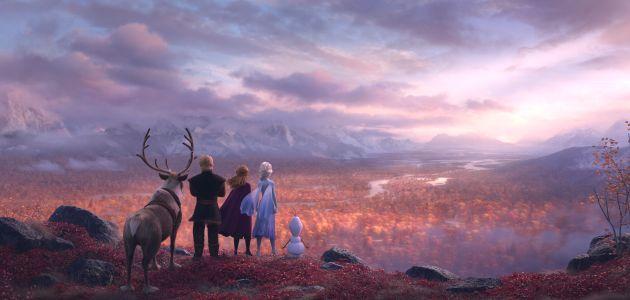 Snježno kraljevstvo 2 stiže u kina