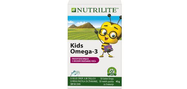 Kids Omega-3 meke tablete